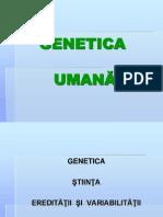 Curs 1 Genetica Oct 2009