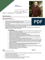 diaz resume 2014