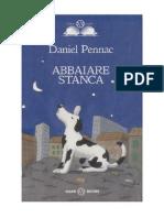 Pennac Daniel - Abbaiare Stanca