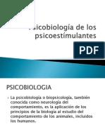 PsicobiologÃ-a de los psicoestÃ-mulantes PRES (1)