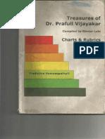 Tresures of Dr Prafull Vijaykar predictive homoepathy