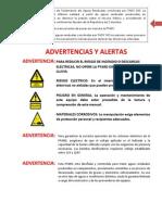 Manual de Operacion - Ptar Campamentaria