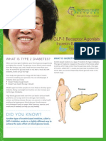 GLP1 Agonists Patient