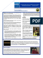 NHW Newsletter - January 2014