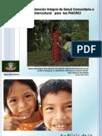 Atencion Integral de Salud Nacionalidad Wao Nov 2013