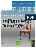 Combat Advantage - Improvised Weapons