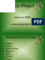 Pizza Projectd