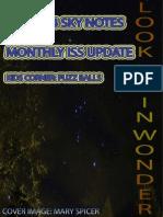 Feb 2014 Sky Notes
