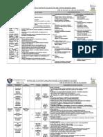 Matriz de Capacidades y Conocimientos Cta 3 Ns_2009