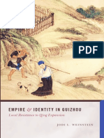 Empire and Identity in Quizhou