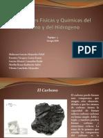 Propiedades Físicas y Químicas del Carbono y del