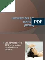 IMPOSICIÓN DE MANOS.ppt