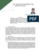 Articulo - UNFV - AED Definiciones