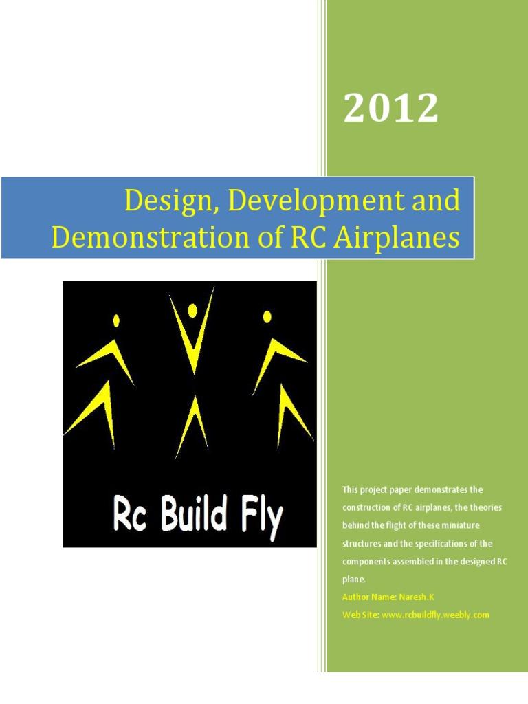 Rc Build Fly Flight Control Surfaces Airplane Exampletaylorcraftwiringdiagram