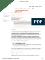 Configuración de servidor NFS