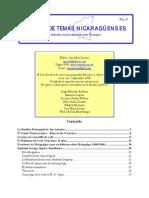 temas nicaraguenses