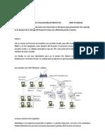EXAMEN DE FORMULACIÓN Y EVALUACIÓN DE PROYECTOS PROF R CANELOS