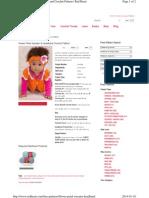 Www.redheart.com Free Patterns Flower Petal Sweater Head