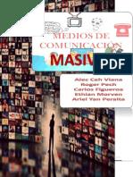 Reporte de Exposición-Medios masivos de comunicación