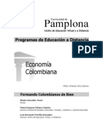 Economia Colombiana (Plan)