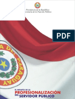 Folleto Presentacion Del Informe de Gestion