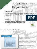 Requisitos ISO 9001 2008