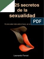 Leonardo Ferrari - Los 25 Secretos de La Sexualidad