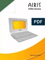 AIRIS KIRA N7000 - Manual de Usuario