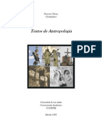 Textos de Antropologia
