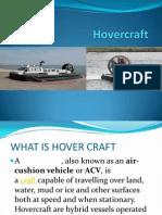 Hovercraft Seminar Pdf