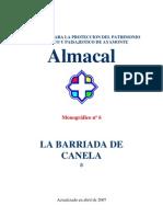 ALMACAL. Bda. de Canela. Destrucción del Patrimonio Histórico, Natural y Paisajístico en Ayamonte.