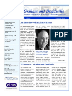 Graham and Doddsville - Issue 1 - Winter 2006