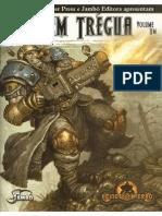 Reinos de Ferro - Sem Trégua 01 - Taverna do Elfo e do Arcanios