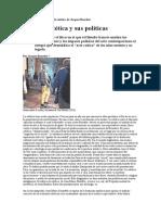 Jacques Rancière. Sobre la estética y sus políticas