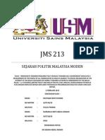 Isi Kandungan Malayan Union
