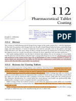 Pharmaceutical Tablet Coating