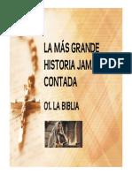 01 - La Biblia