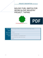 VCS Project 1016 - CE Technology Fuel Switch