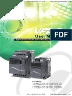 VFD E User Manual