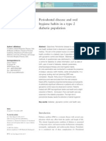 Commisso Periodontal Disease and Oral