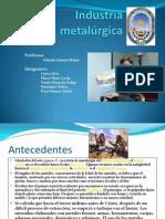 Trate de Arreglarlo Metalurgia