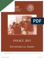 ENLACE3°Sec2013