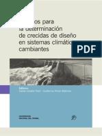 """""""Criterios para la determinación decrecidas de diseño en sistemasclimáticos cambiantes"""