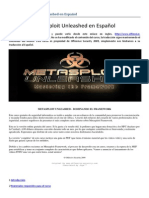 Metasploit Unleashed [Español]