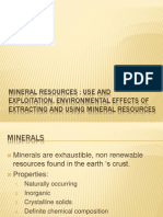 4 Mineral Resources