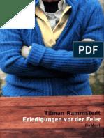 Tilman Ramstedt