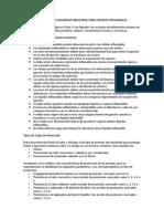 PROGRAMA DE SEGURIDAD INDUSTRIAL PARA LÍQUIDOS INFLAMABLES