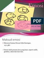 Emosi KKE