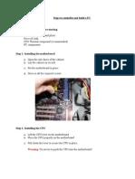 Sequences of a Dpc