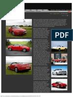 Alfa Romeo Spider - Car Design News